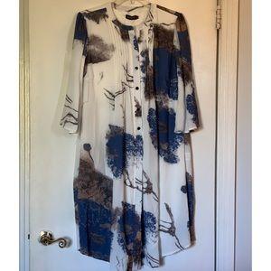 Reborn XL Button Up Dress